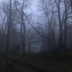 Scary, Creepy, Arte Ninja, Grunge, Gothic Wallpaper, Southern Gothic, Dark Gothic, Abandoned Places, Belle Photo