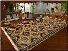Carpet extra large