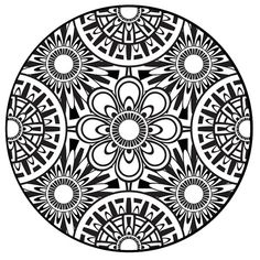 Free Printable Coloring Pages Pdf - Free Printable Coloring Pages Pdf , Digital Art for All You Robots — Pdf Mandala Coloring Book Mandala Art, Mandala Bleu, Mandalas Drawing, Mandala Coloring Pages, Coloring Book Pages, Coloring Sheets, Easy Mandala, Quilting Thread, Fun 2 Draw