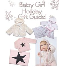 The holidays are just around the corner! Here are a few pieces that would make perfect gifts for baby girls. Perfect items to unwrap on Christmas day!