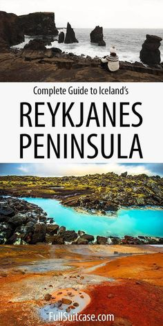How to visit and what to do in Reykjanes Peninsula near Reykjavik in Iceland #icelandtravel #icelandtrip #reykjanespeninsula #reykjanes #reykjavik #icelandvacation