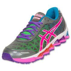 official photos 32d63 3b847 Asics Gel Triangles Women s Running Shoes   FinishLine.com   Storm Hot Pink