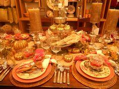 9281c7b9d78e62298ba16f9d7b0a8525--thanksgiving-dinner-tables-thanksgiving- table-settings.jpg & Table Setting For Thanksgiving Dinner u0026 Thanksgiving Dinner Table ...