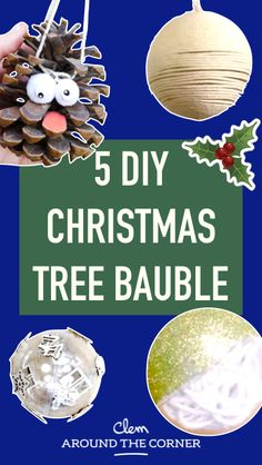 easy diy christmas tree bauble do it xmas decor do it yourself kids decoration diy easy to make your christmas balls to hang on the tree tutorial decoration bread apple glitter collage glitters whool hygge christmas wool make your christmas decor # Diy Christmas Balls, Christmas Tree Baubles, Christmas Glitter, Christmas Lights, Christmas Ornament, Christmas Gifts For Parents, Christmas Crafts For Kids, Christmas Ideas, Kids Crafts
