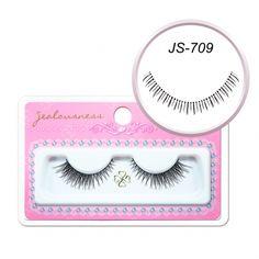 Jealousness Diamond Beauty False Eyelashes JS-709 (1 Pair)