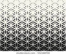 Abstract sacred geometry black and white gradient flower of life halftone pattern tattoo pattern Geometric Tattoo Pattern, Geometric Mandala Tattoo, Geometric Tattoos Men, Halftone Pattern, Sacred Geometry Tattoo, Geometric Flower, Mandala Tattoo Design, Geometric Patterns, Pattern Tattoos