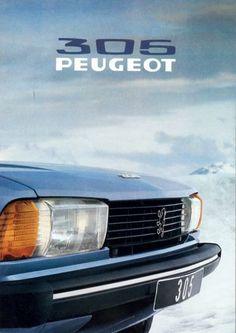 #Peugeot 305