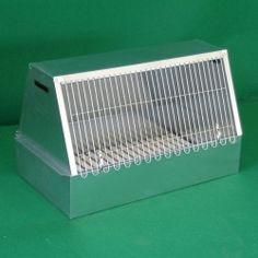 Dog Crates in sheet metal