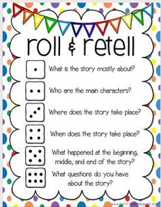 Sparking Student Motivation with Reading Roll and Retell