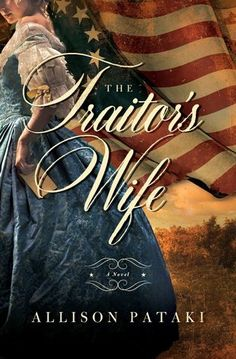 The Traitor's Wife. I just finished this book.