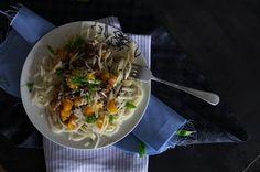 TOIT & PILT: Kinoa spagetid kõrvitsa ja veisehakklihaga