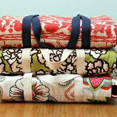 Casserole Carrier {Sewing Tutorials}