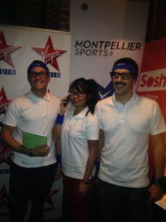 Jérôme Barthes, Claire Do et Rémi Fructus, le trio #geeksports