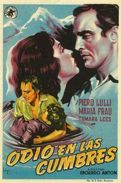 Odio en las cumbres (1951) tt0043765 PP
