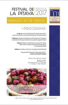Festival de la Pitaya en #Sayula 2017 | Curiosidades Gastronómicas
