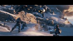 "This is our first good look at the new game, and it looks like a lot of fun. | Here's The Opening Scene From ""Halo 5: Guardians"" - BuzzFeed News"
