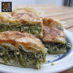 Pita sa koprivom i sirom - Kuvarice.com