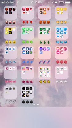 color coded apps iphone a cute and aesthetic way to . color coded apps iphone a cute and aesthetic way to . Iphone 3, Iphone Cases, Iphone Icon, Organize Apps On Iphone, Good Apps For Iphone, Whats On My Iphone, Handy App, Apps Android, Application Iphone