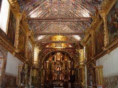 "Peru's ""Sistine Chapel"" (San Pedro Apóstol) Restored to Former Splendor"