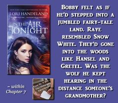 IN THE AIR TONIGHT by Lori Handeland -- Read my review here: http://frommetoyouvideophoto.blogspot.com/2015/06/idolizing-in-sisters-of-craft-series.html #bookteaser #teaser #paranormalnovel #paranormal #romancenovel #romance #paranormalromance #books #suspensenovel