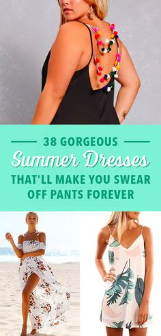 38 Summer Dresses You'll Basically Never Want To Take Off