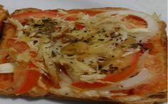 Receita de pizza com massa de pão dukan para a fase cruzeiro PL.
