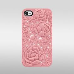SwitchEasy Avant-garde Blossom case for iphone 4 /4s Pink
