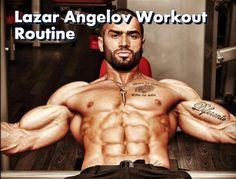 #Lazarangelov #workout