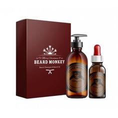 Beard Monkey Christmas Kit