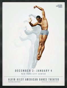Dance Posters, Movie Posters, Alvin Ailey, Cultural Events, New York City, Theatre, Culture, American, Artist