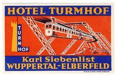 https://flic.kr/p/6dWuaV | Germania - Wuppertal - Hotel Turmhof