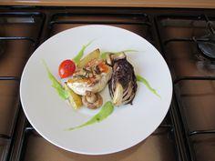 JHS / Pollo  verdure e  piselli  / Gino D'Aquino