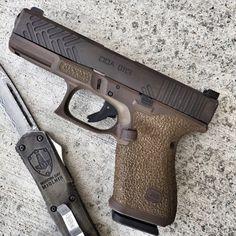 Survival Self Defense Archives - Survival Plans Custom Glock, Custom Guns, Weapons Guns, Guns And Ammo, Glock Mods, Cool Guns, Tactical Gear, Shotgun, Firearms