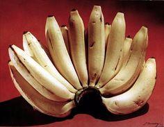 Nickolas Murray, United Fruit Co, Bananas, Color, CA Nickolas Muray, Bananas, Food Art, Food Photography, Fruit, Photographers, Color, Wine Cellars, Food