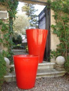 Vase touge d Anduze le MAZAGRAN - Poterie anduze Maison En Provence, Jardins 8a5eb9844dc1