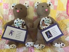 twin memory bears  pictureustogether.org