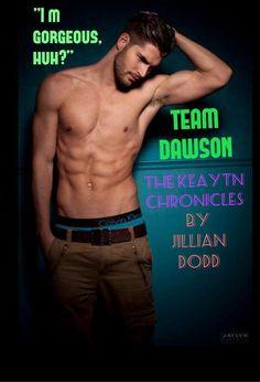 Oh yeah GORGEOUS!! Team Dawson! @Jillian Dodd