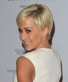 short hairstyles kell pickler   Kellie Pickler Hairstyle - Formal Short Straight - 15971 ...