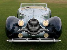 1946 Talbot Lago T26 Record Figoni & Falaschi Cabriolet