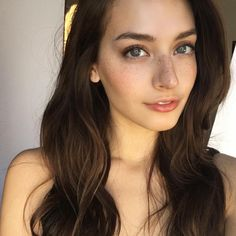 Make Up Summer Look Picture Description Absolutely in LOVE with my makeup on set today by the Parisian beauty Jessica Jessica Clement, Make Up Looks, Pretty People, Beautiful People, Beautiful Women, Beauty Makeup, Hair Beauty, Makeup Eyes, Photo Portrait