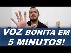 """Exercício Simples para Quem tem a Voz Fraca ou """"Para Dentro"""" - YouTube"""