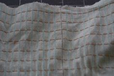 Smocking - pleating instructions