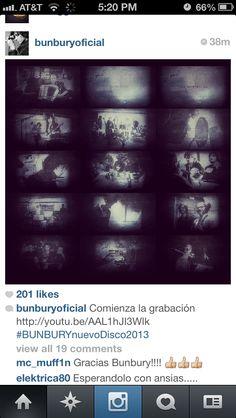 Bunbury Instagram