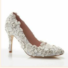 """""""Petal cluster""""   by emmyshoes.co.uk ........ price on request"""