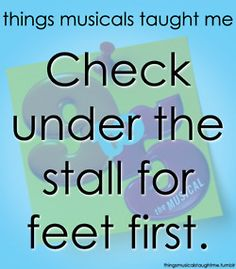 Things musicals taught me: 9 to 5