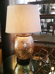 1000+ ideas about Shell Lamp on Pinterest
