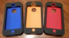 Brand New phone case for the IPHONE 5/5S **WINNER CHOOSES COLOR** (win one case)