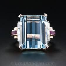 Image result for retro deco rings