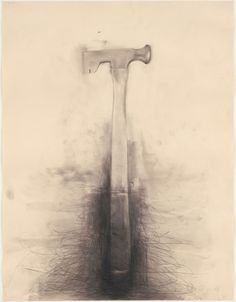 Jim Dine - Tool Drawing