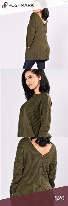 Fashion nova sexy secretary sweater Brand new never worn size xs. This is a  oversized 54e659d7a